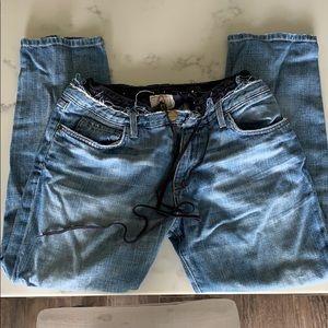 Current/Elliot + Marni jeans